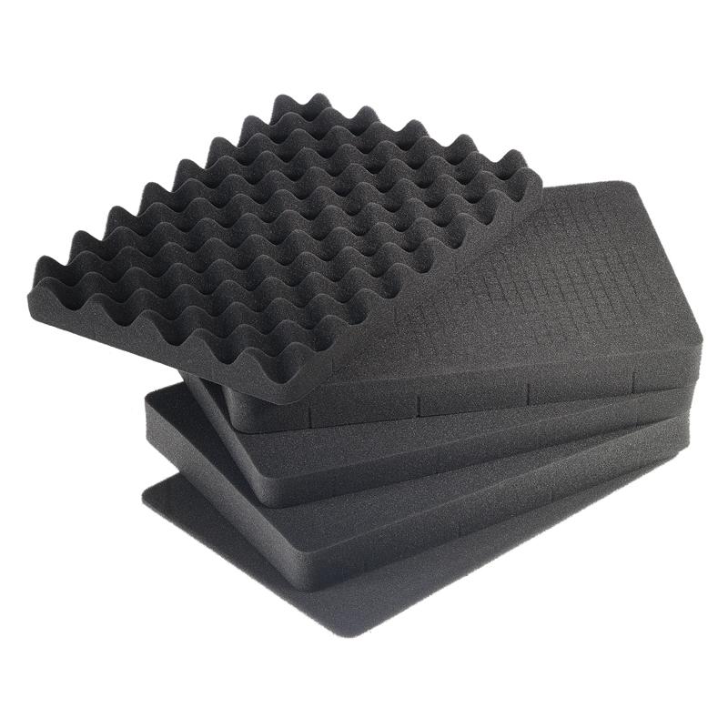 Skum polstring til outdoor kuffert (330x235x150 mm) Volume: 11,7 L Passer til model 3000
