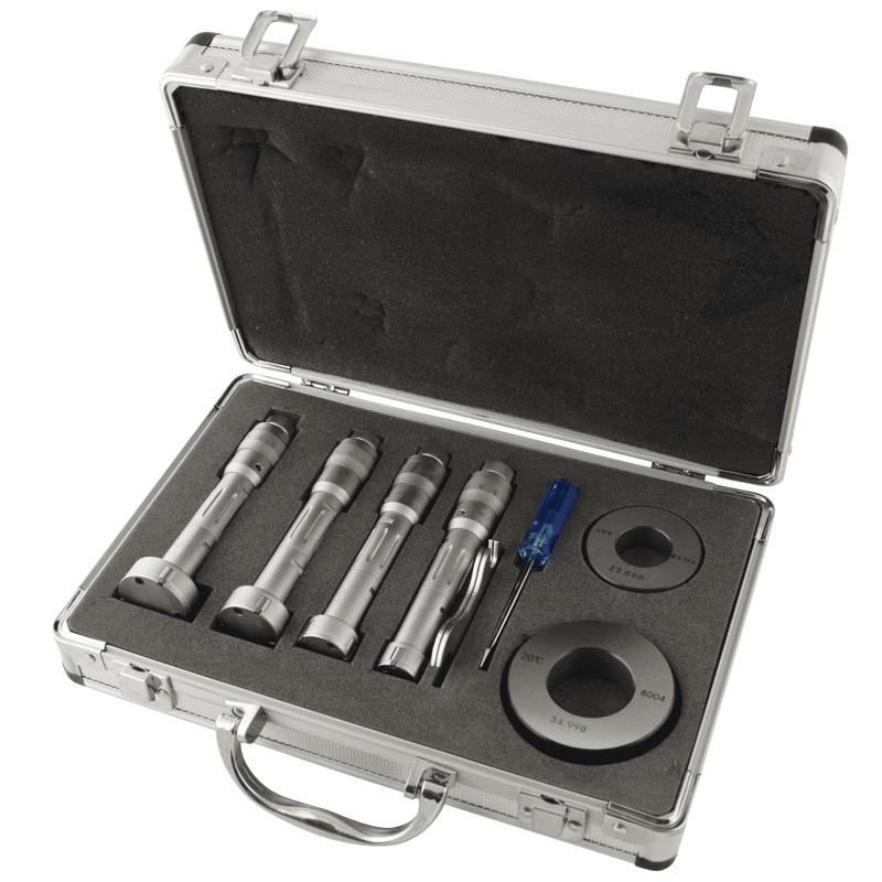 Indv. 3pt mikrometer (m/ringe) 11 - 20 mm