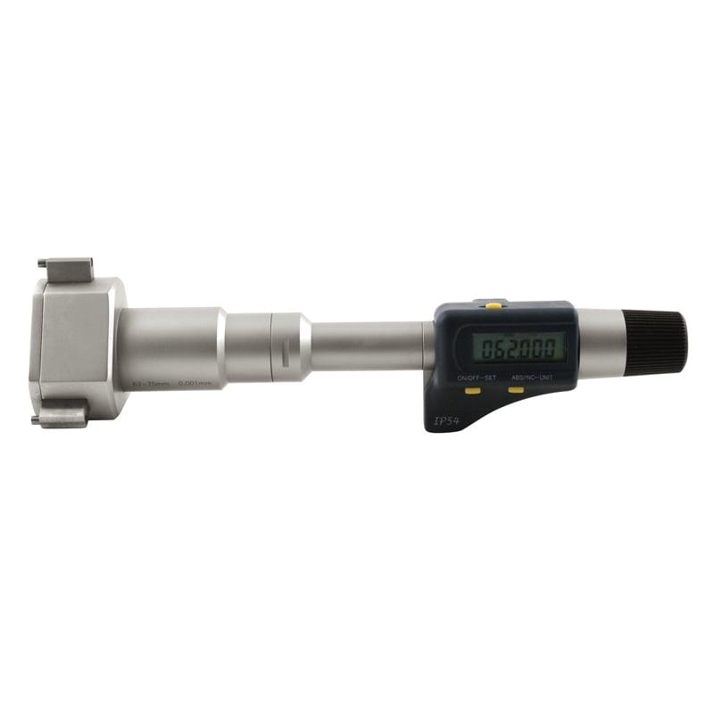 Image of   Indv. 3pt mikrometer digital 16 - 20 mm x 0,001 mm