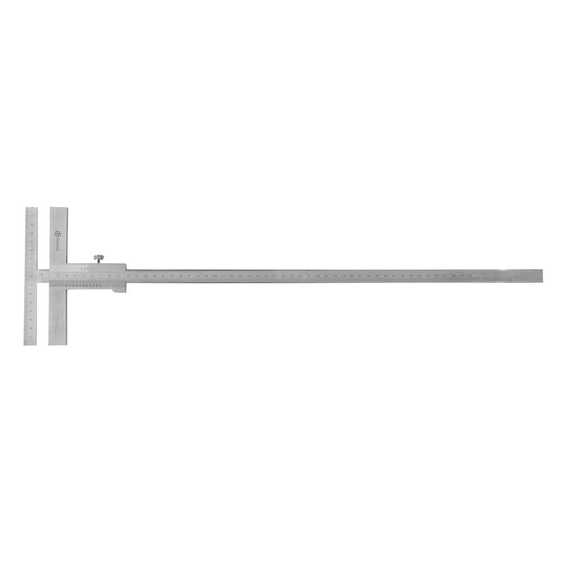 Opmærkningslære 0-300 x 160 mm x 0,05