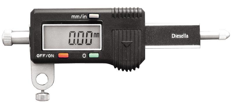 Målelære, skydelære og mikrometerskruer