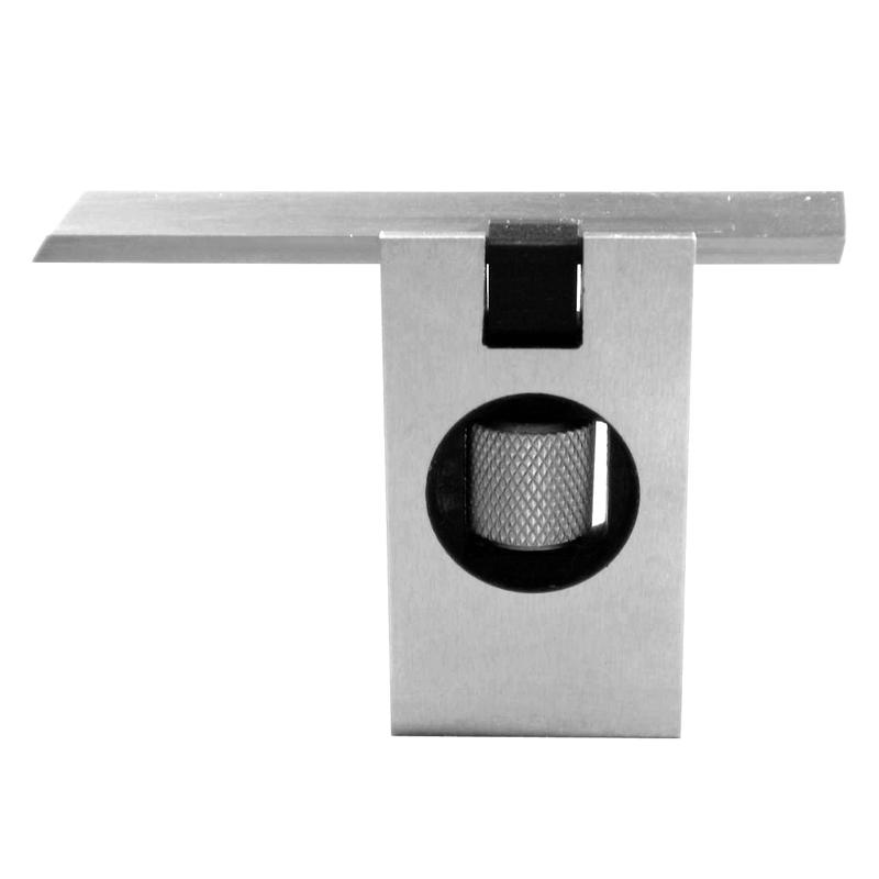 Hårvinkel 60x37 mm, justerbar DIN875/00