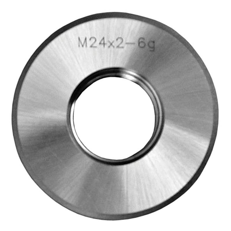 Gevindprøvering M76x1,5 Metrisk fingevind. God