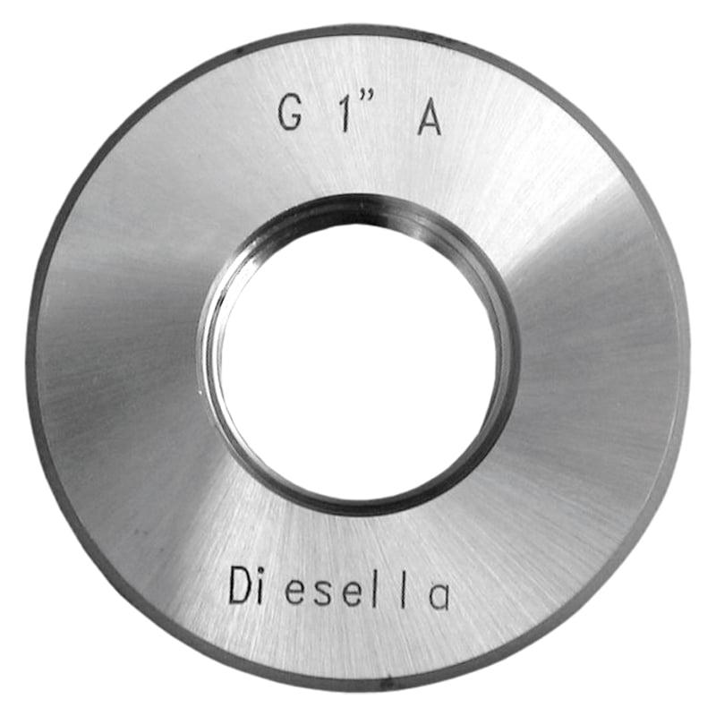 """Gevindprøvering 3/8"""" G     God ISO/DIN 228"""