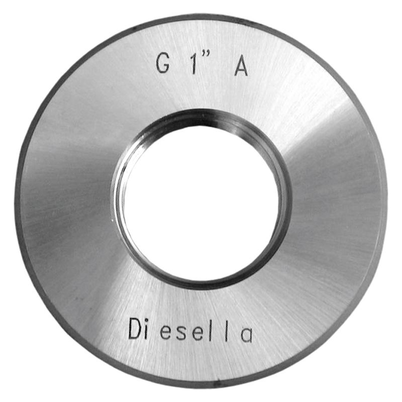 """Gevindprøvering 1"""" G       God ISO/DIN 228"""