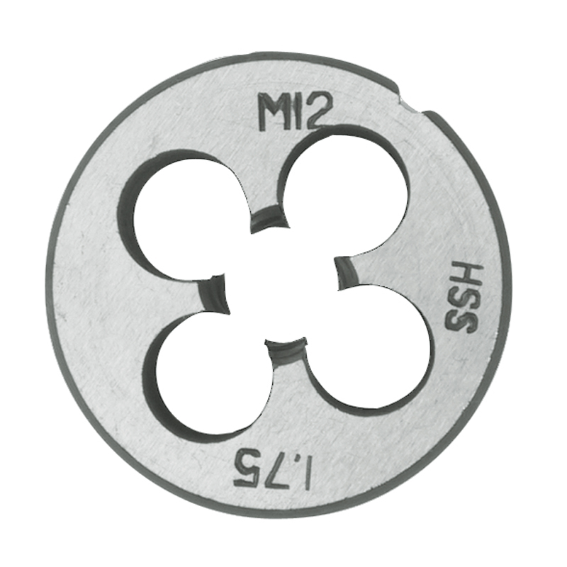 Bakke/rund M2x0,40 HSS DIN 223