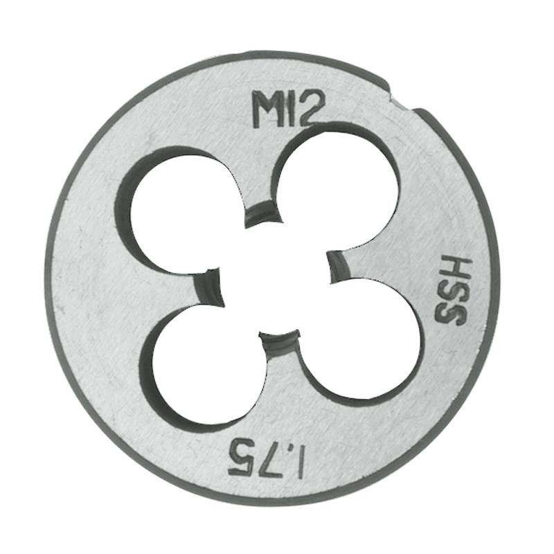 Bakke/rund M6x1,00 HSS DIN 223