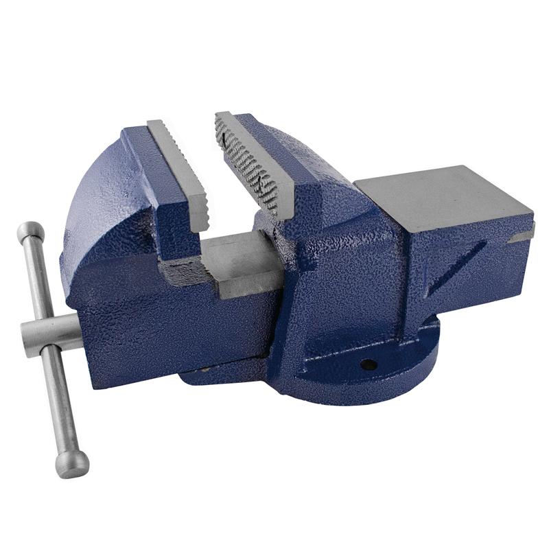 Diesella Bænkskruestik støbejern 100 mm heavy duty