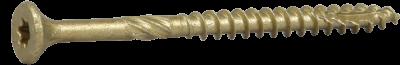 Image of   Træskrue ESSDRIVE 5,0 Forsænket hoved, CorrSeal