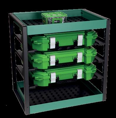 Image of   Universalt bilrack til ESSBOX kufferter