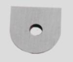 Image of   Udskiftelig skær til trædrejning 16x16 mm