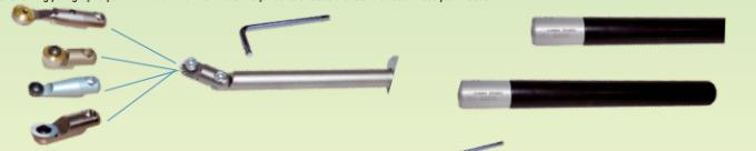 Image of   Asta 17 mm håndtag til termit stænger