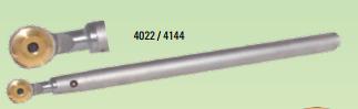 Image of   17 mm termit med lige stang + 16 mm sigt HSS