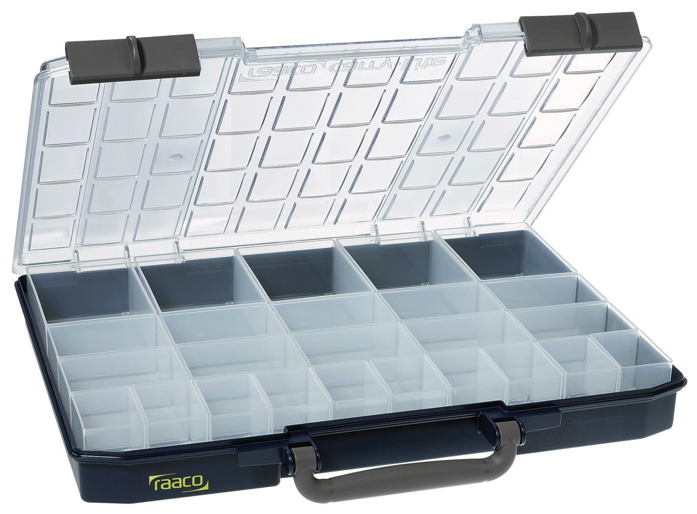 Raaco, CarryLite 55 5x10-25/2