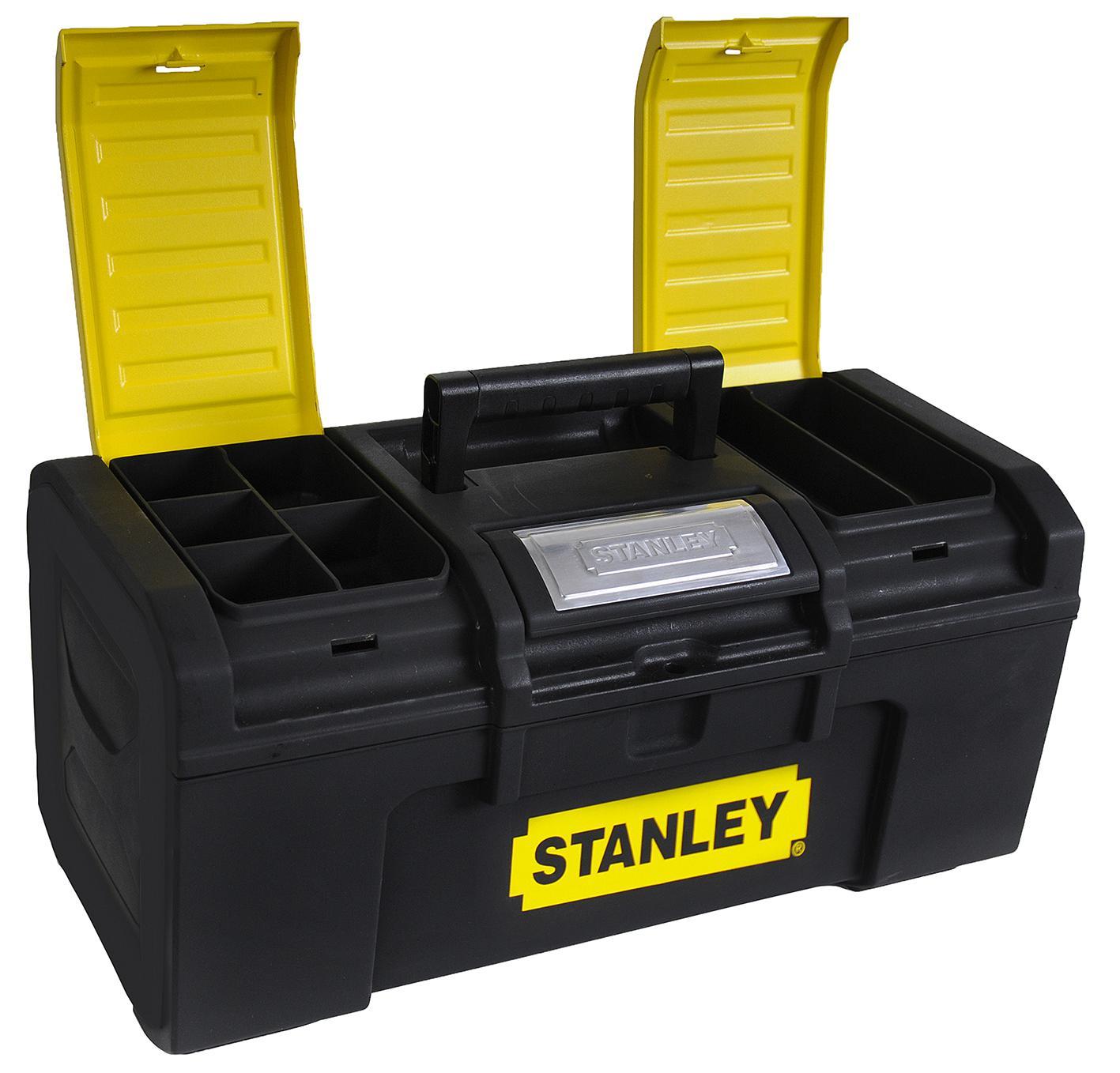 Image of   Værktøjskasse plast Stanley 19 1-79-217