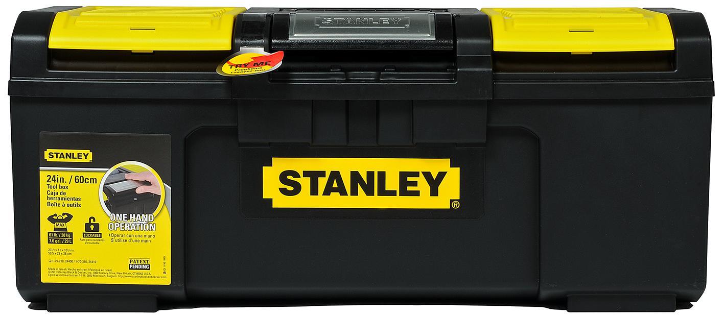 Image of   Værktøjskasse 24 1-79-218 Stanley