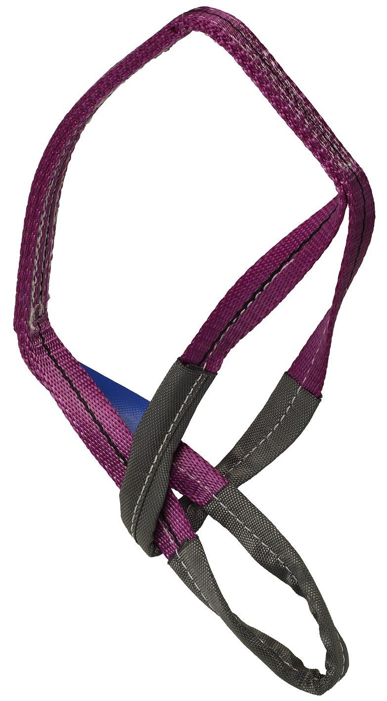 Image of   Båndstrop 1000kg 2m violett