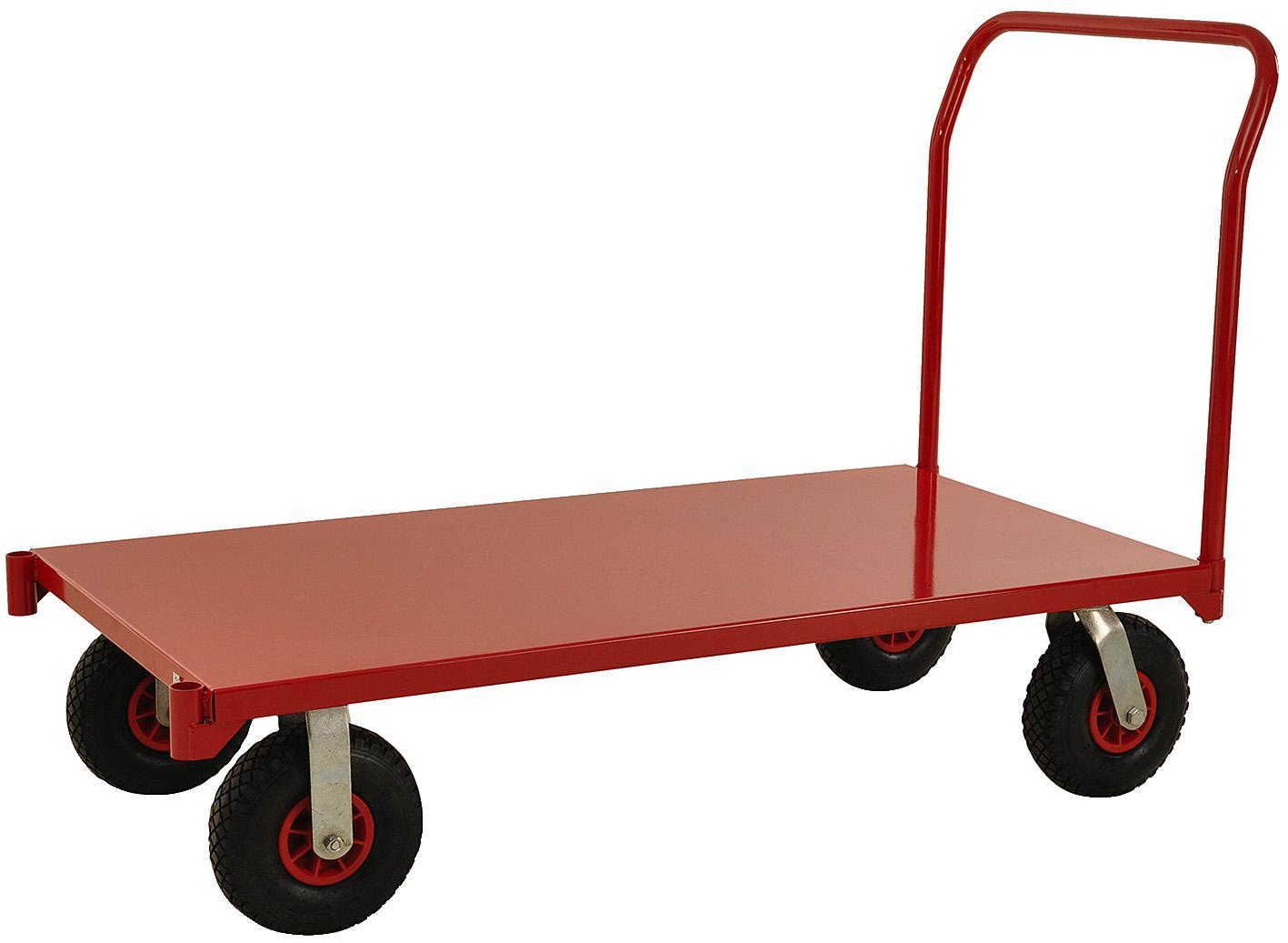Plattformsvagn 1550x760x1050