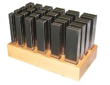 Image of   Parallelklodser i sæt MIB 24 par