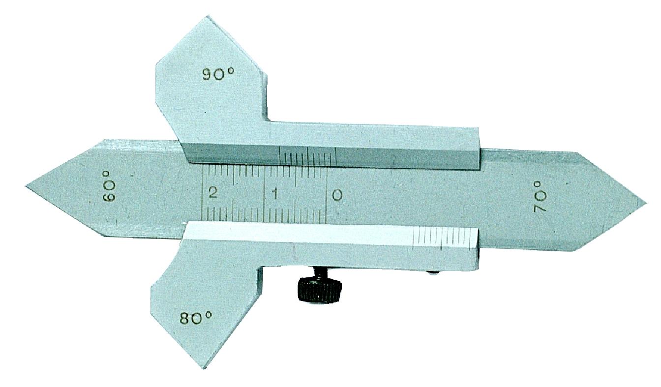 Image of   Svejselære MIB i rustfri stål, forkromet 0-20mm