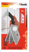 Image of   Blade Til Fugerenser 3 Stk.