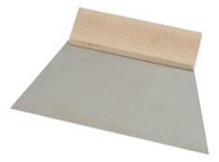 Image of   Spartel 200 mm - træ håndtag
