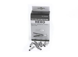 HERO Rawlplugs 6 mm