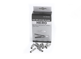 HERO Rawlplugs 10 mm