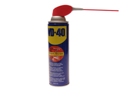 Image of   WD40 olie 450 ml. spray smart straw