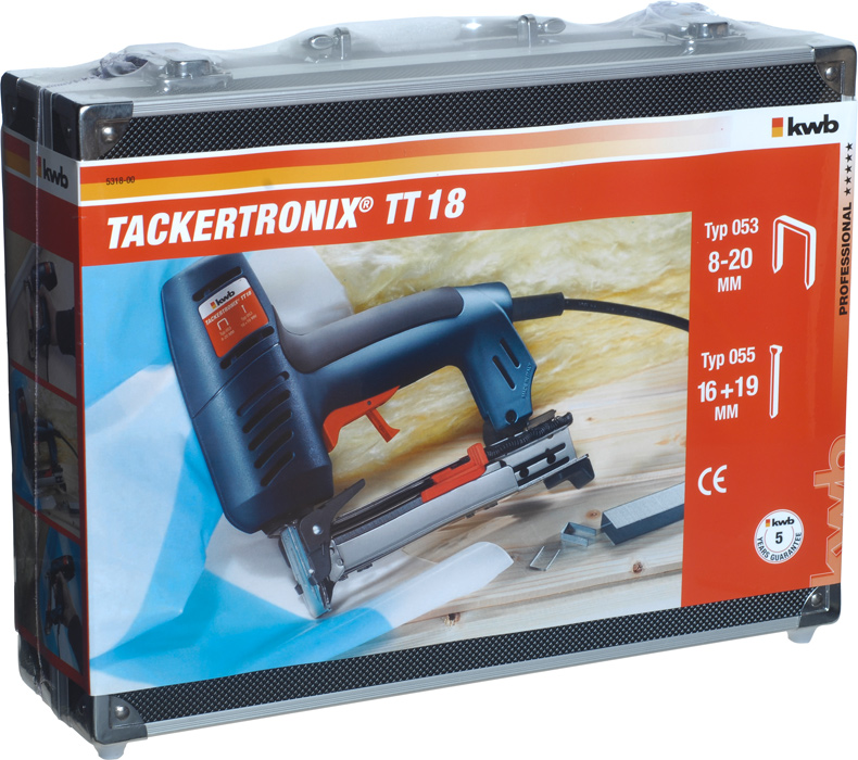 Hæftepistol 220 volt - TT 18