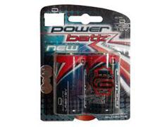 Image of   Batteri D Alkaline 1.5V 2-pk