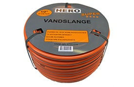 Image of   HERO Vandslange 1/2'' - 50 mtr.