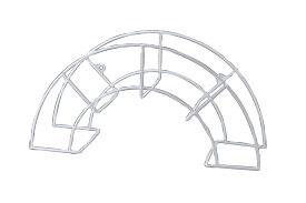 Image of   Slangeholder hvid - (stor model)