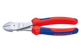 KNIPEX Skævbider 180 mm