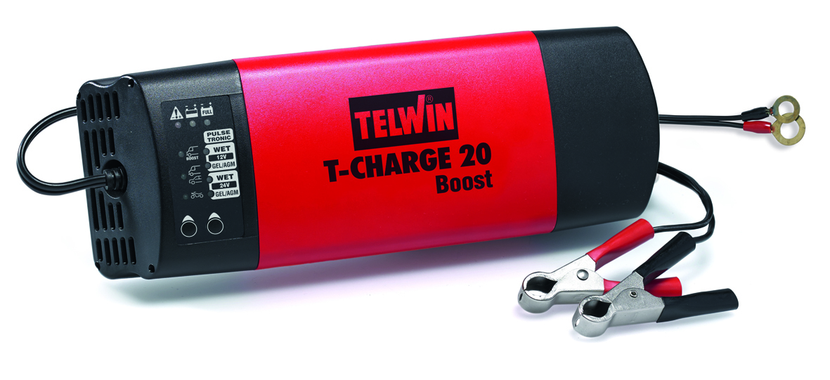 Image of   Telwin T-Charge 20 boost 12/24 V