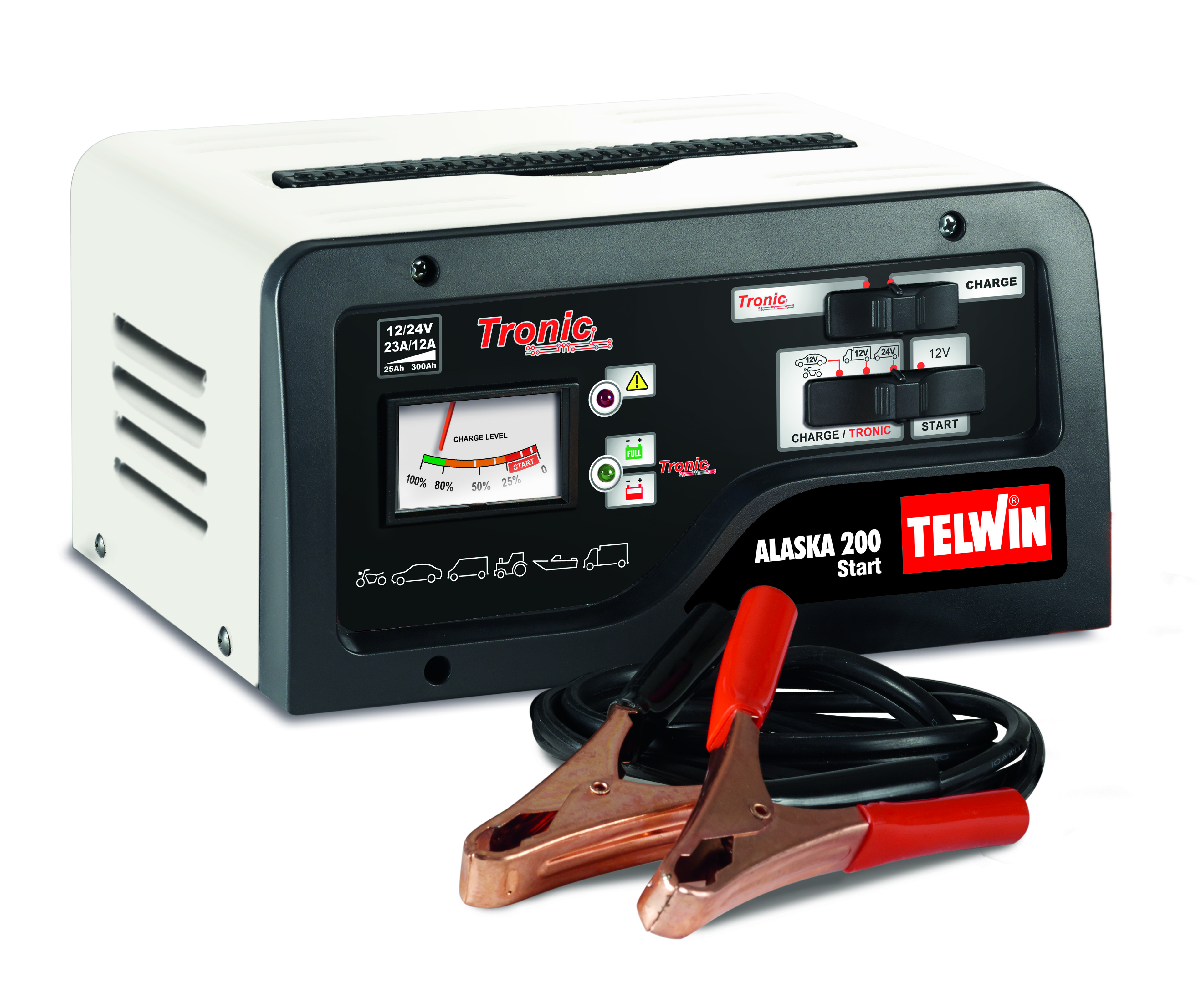 Image of   TELWIN ALASKA 200 START 12-24V