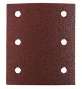 Velcro Slibepapir Korn 40 -  115 X 100