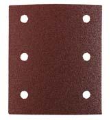Velcro Slibepapir Korn 80 -  115 X 100