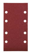 Velcro Slibepapir Korn 80 - 93 X 185  mm
