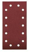 Velcro Slibepapir Korn 240 -  115 X 230
