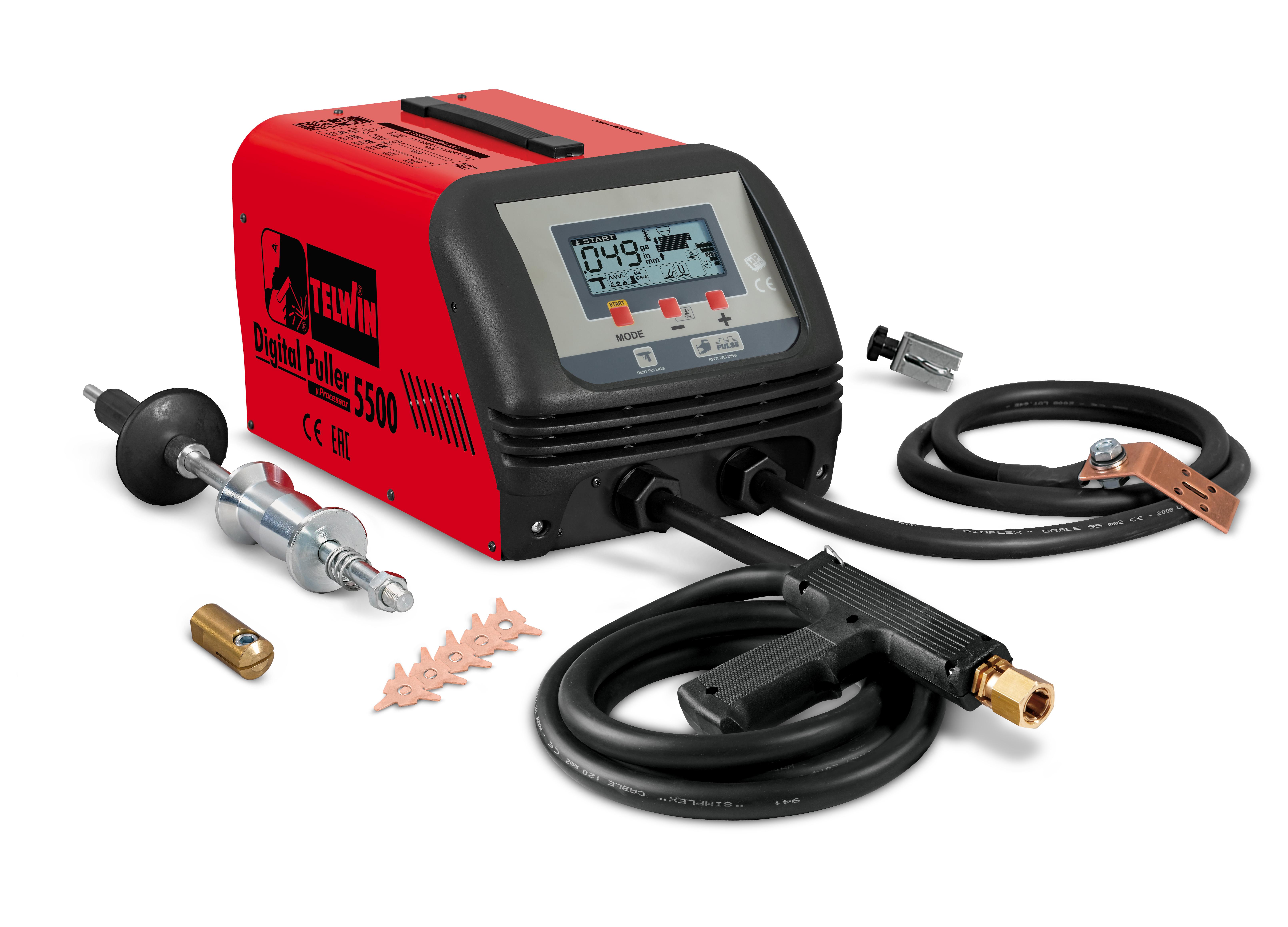 Image of   Digital puller 5500 400 V