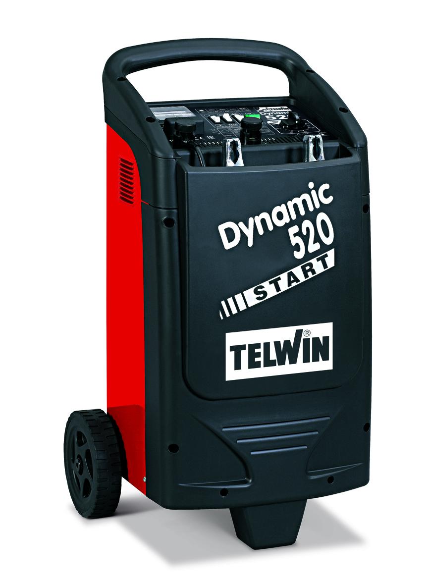 Image of   Telwin batteilader 400 A - 12-24 Volt