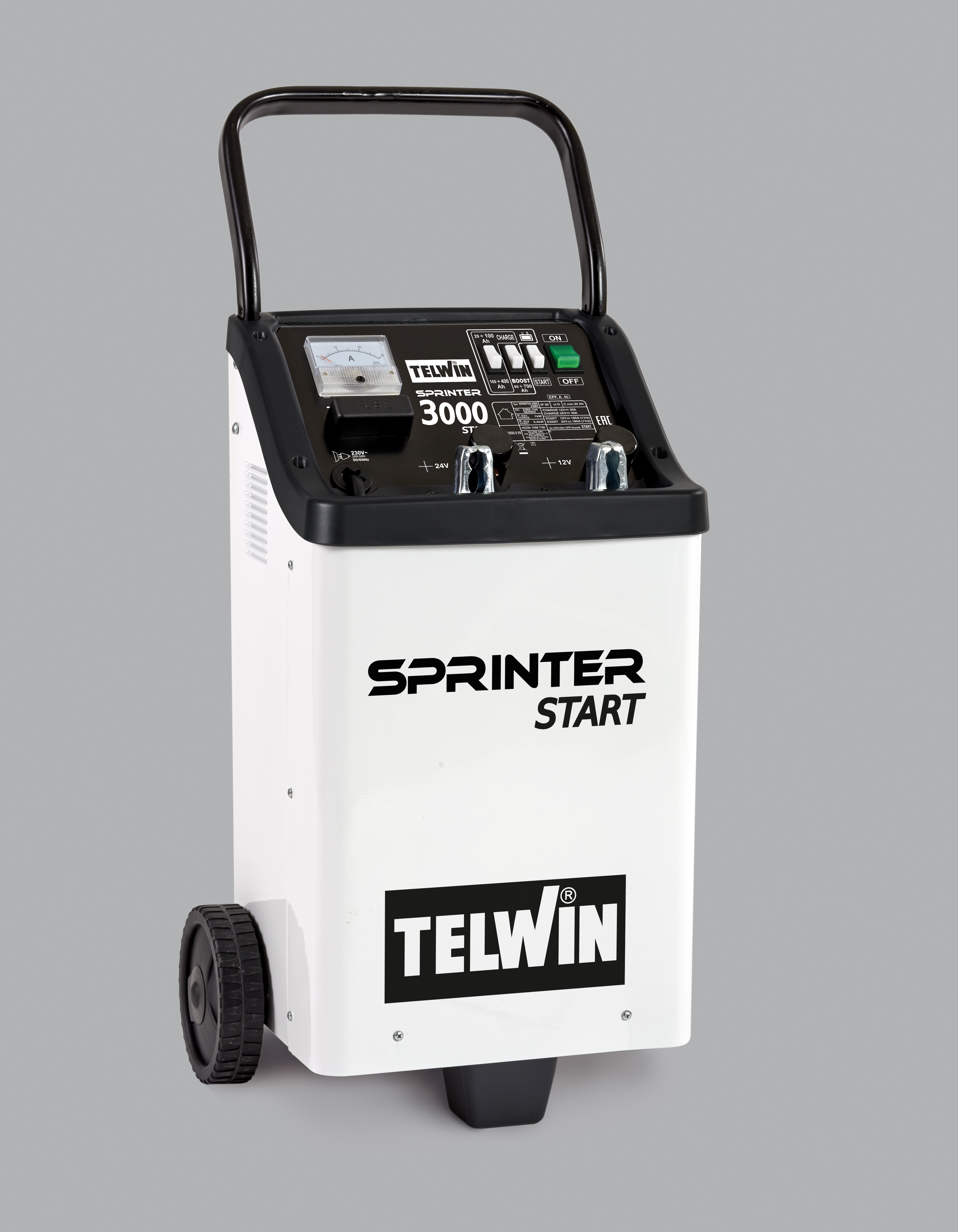 Image of   TELWIN SPRINTER 3000 START 230V 12-24V