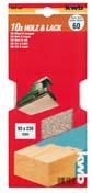 Slibepapir Korn 120 - 93 X 230  mm