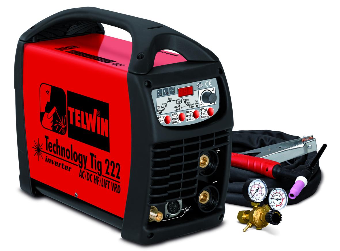 Telwin Technology tig 222 svejser