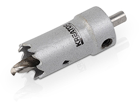 Hulsav BI-METAL  Ø 19 mm, inkl. holder
