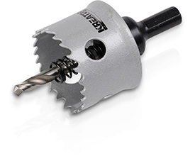 Hulsav BI-METAL  Ø 44 mm, inkl. holder
