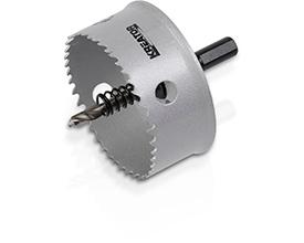 Hulsav BI-METAL  Ø 73 mm, inkl. holder