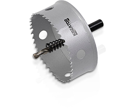 Hulsav BI-METAL  Ø 83 mm, inkl. holder