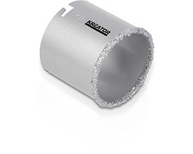 Hulsav hårdmetal Ø 73 mm til sten/fliser